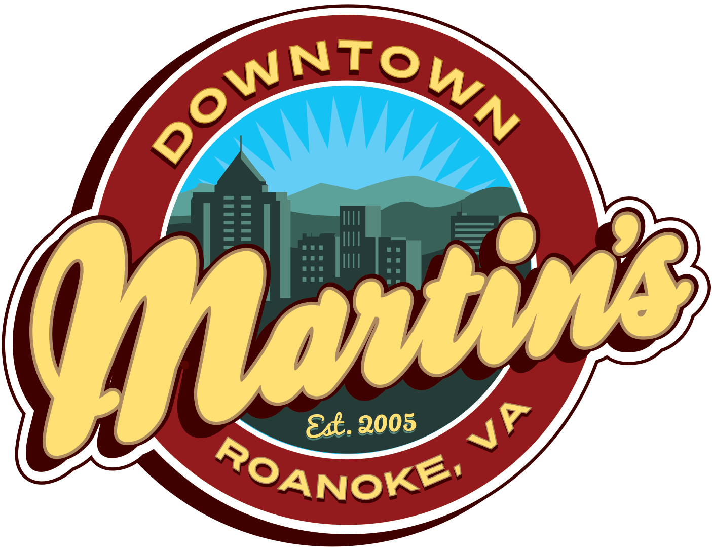 Martins Downtown Bar & Grill